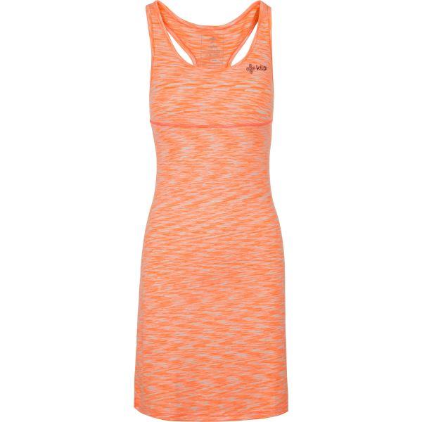 Dámske šaty Kilpi SONORA-W oranžová