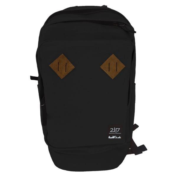 Unisex mestský batoh 2117 LAXHALL 30l čierna