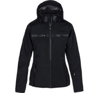 Dámska zimná lyžiarska bunda Kilpi Hattori-W čierna