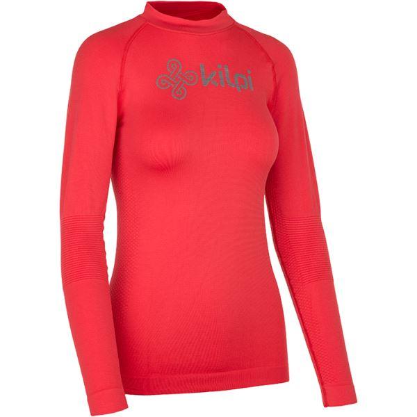 Dámske termo tričko Kilpi DIVIDE-W červená