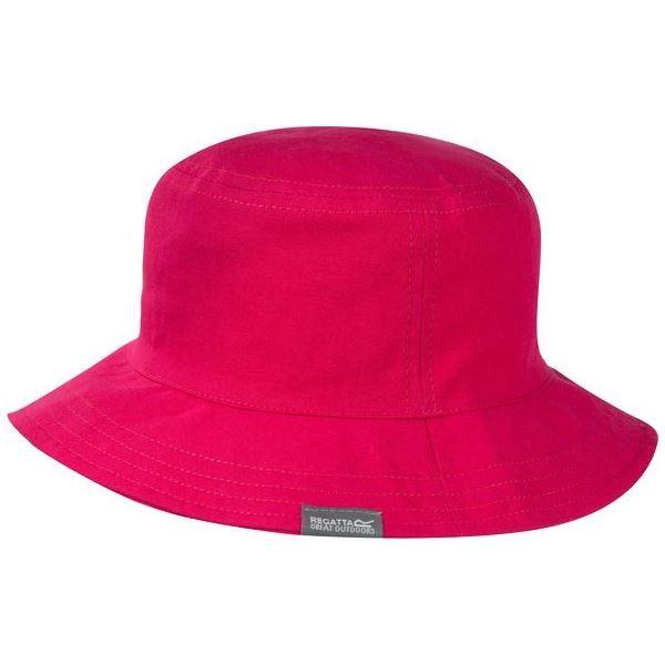 Detské klobúk Regatta CRUZE Hat II růžová