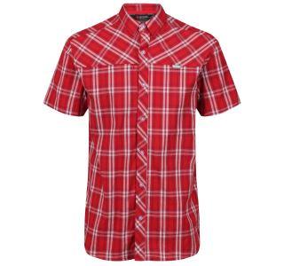 Pánska košeľa Regatta Honshu IV červená