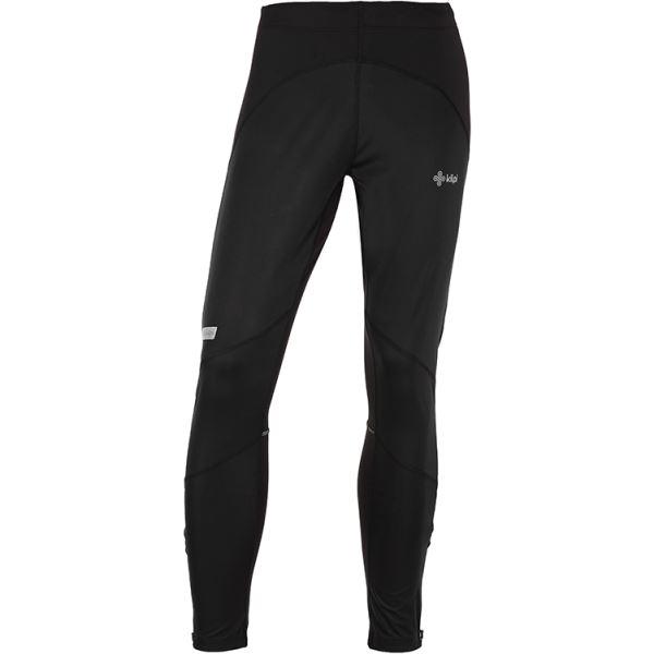 Pánske strečové nohavice Kilpi KARANG-M čierna