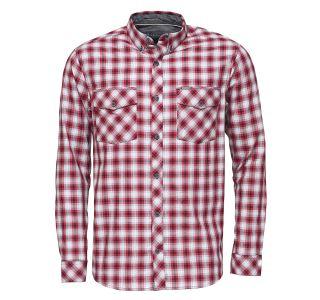 Pánska košeľa BUSHMAN GRESHAM červená