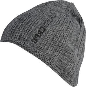 Pánska zimná čiapka Capu 4016 šedá