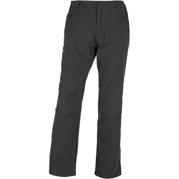 Pánske outdoorové nohavice Kilpi LAGO-M tmavo sivá