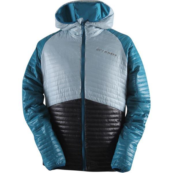 Pánska prešívaná bunda 2117 HYBO modrá