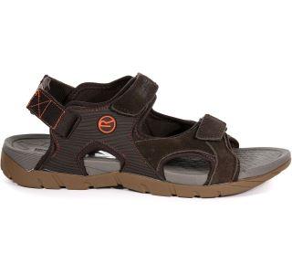 Pánske sandále Regatta rafty Classic hnedá