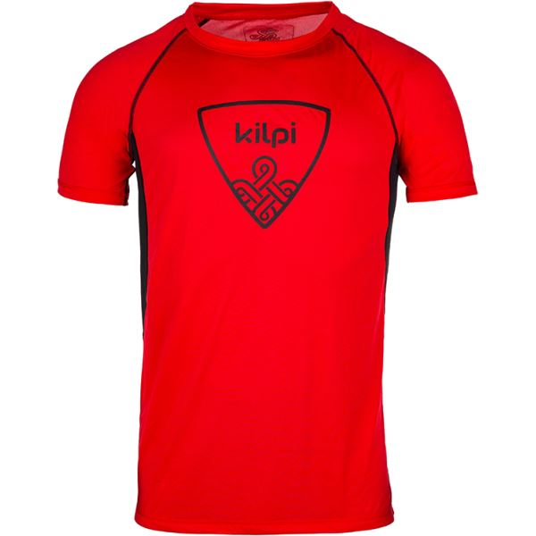 Pánske tričko Kilpi LITYS-M červená