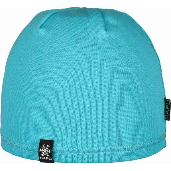 Detská čiapka CAPU 215 modrá