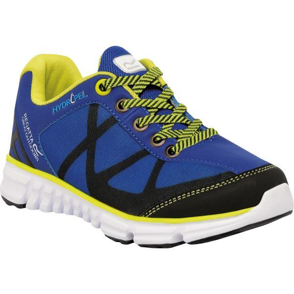 Detské topánky Regatta HYPER-TRAIL Low modrá