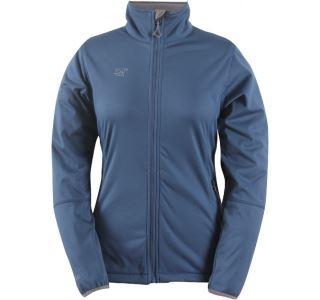 Dámska softshellová bunda 2117 SKRATTEN modrá