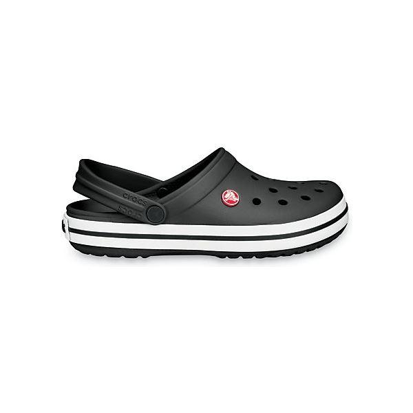 Unisex topánky Crocs CROCBAND čierna