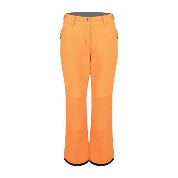 cf368efbdb21 Dámske lyžiarske nohavice Dare2b STAND FOR PANT II oranžová 42