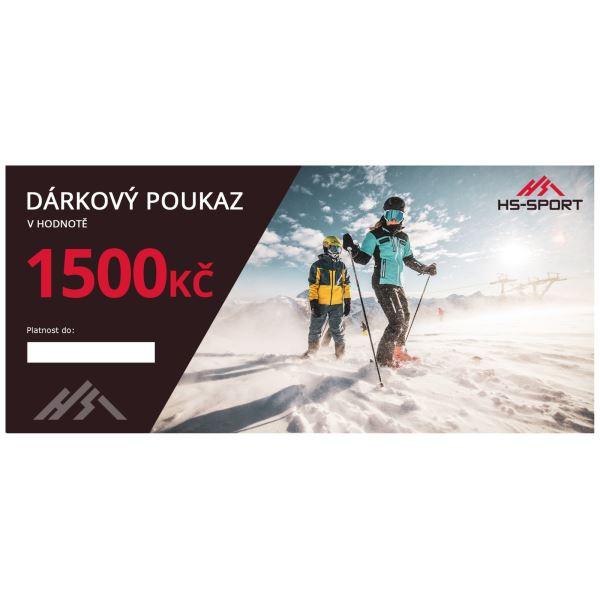 Darčekový poukaz na značkové oblečenie v hodnote 1000Kč