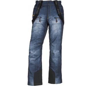 Pánske lyžiarske nohavice Kilpi DENIMO-M modrá