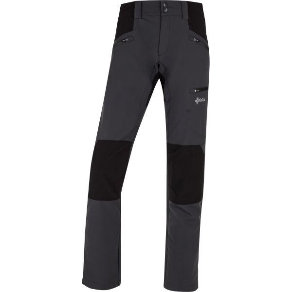 Dámske outdoorové nohavice Kilpi TIDE-W tmavo sivá