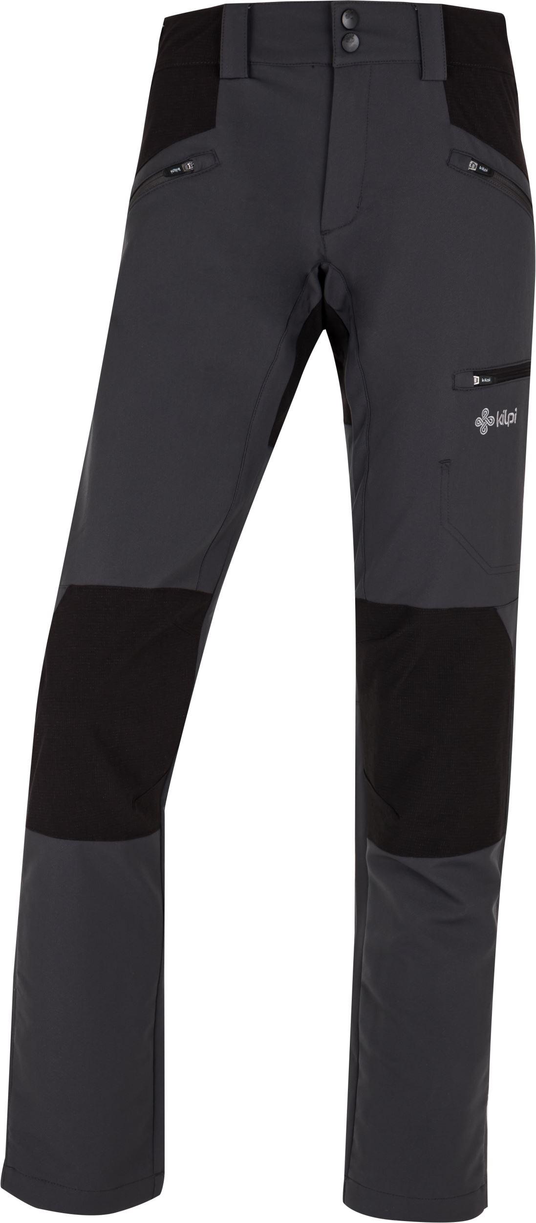 198386856df2 Dámske outdoorové nohavice Kilpi TIDE-W tmavo šedá (kolekcia 2018 ...