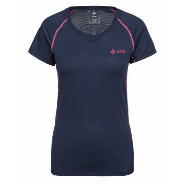 Dámske tričko Kilpi RAINBOW-W tmavo modrá