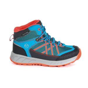Detské topánky Regatta SAMARIS Jnr svetlo modrá / oranžová