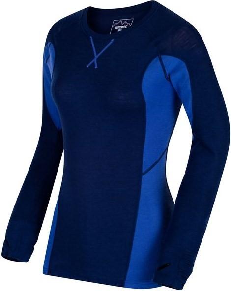 9604e2f2b4b2 Dámske termo tričko Regatta BERU tmavo modrá 42