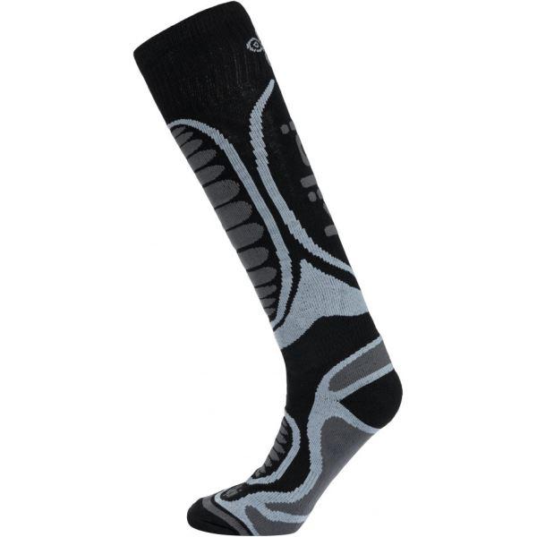 86cb38a61c4e6 Lyžiarske ponožky Kilpi ANXO-U čierna (kolekcia 2019) 39   hs-sport.sk