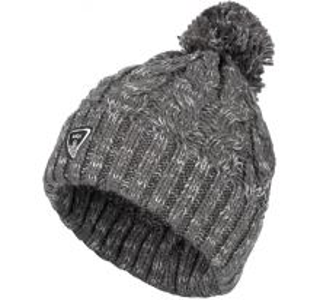Dámska zimná čiapka Kilpi TAMI-W tmavo šedá