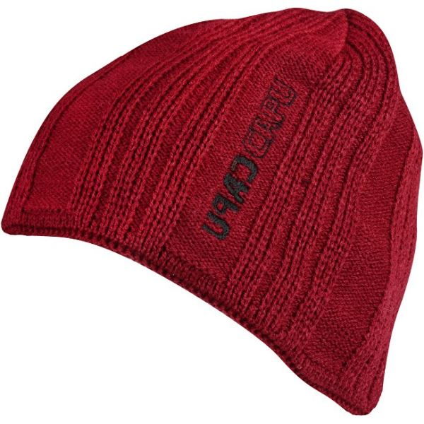Pánska zimná čiapka Capu 4016 červená
