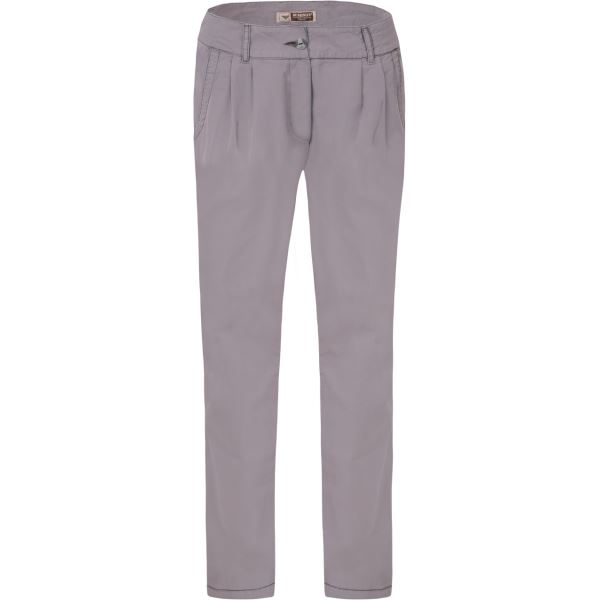 Dámske nohavice BUSHMAN EUNICE sivá