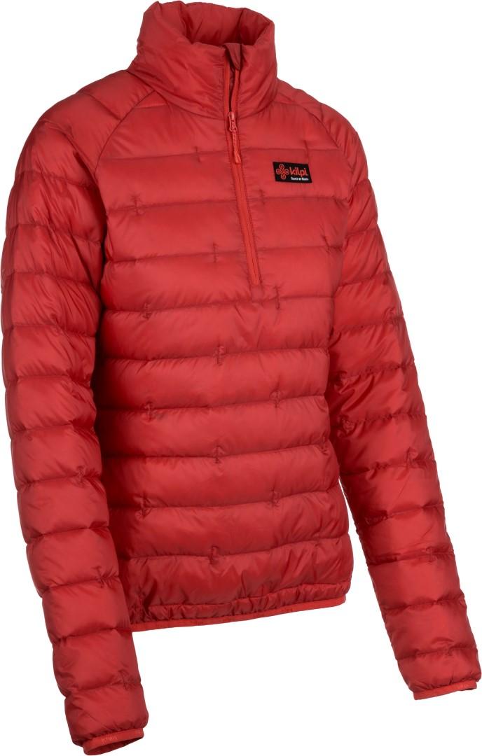 c04f5151f Dámska prešívaná bunda Kilpi Edmon-W červená (kolekcia 2019) 44 | hs ...