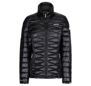 Dámska bunda Regatta METALLIA čierna