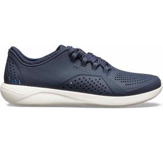 Pánske topánky Crocs LiteRide Pacer tmavo modrá / biela