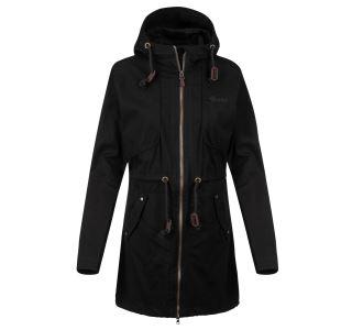 Dámsky kabát Kilpi PAU-W čierna