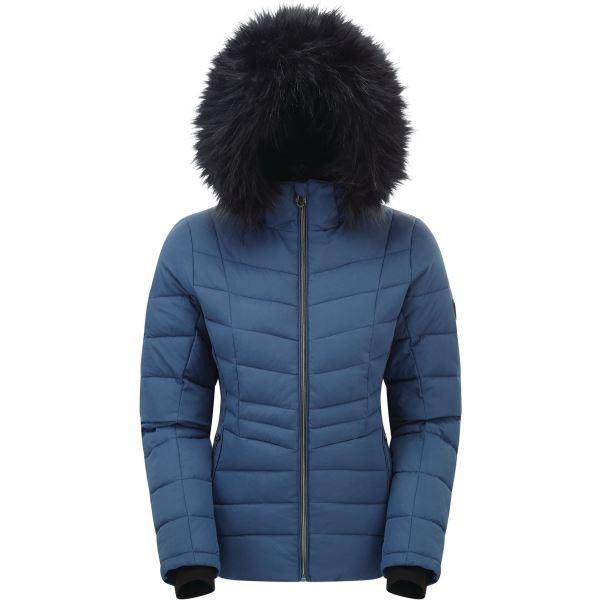 Dámska zimná bunda Dare2b GLAMORIZE II modrá