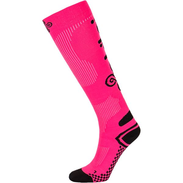 Dámske kompresné ponožky Kilpi PANAMA ružová