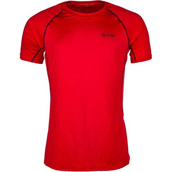 Pánske tričko Kilpi RAINBOW-M červená