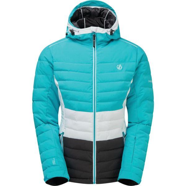 Dámska zimná bunda Dare2b Succeed modrá / čierna