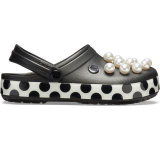 Dámske topánky Crocs Crocband TIMELESS Clog čierna