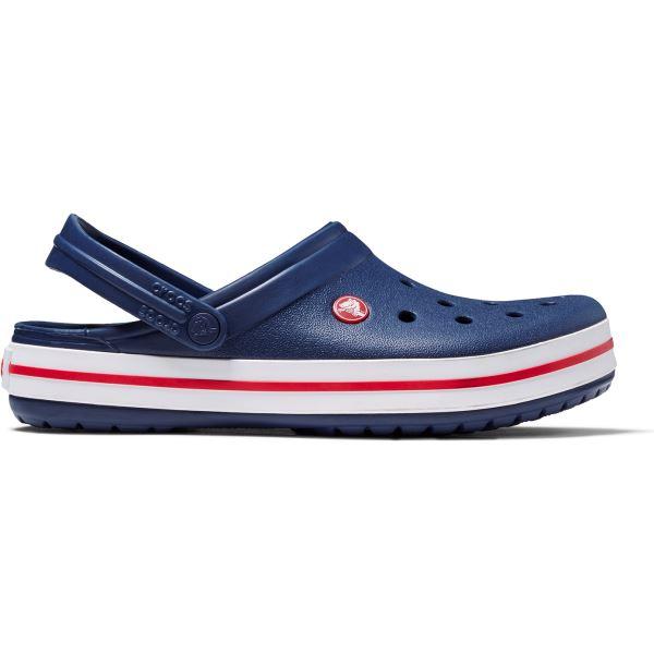 Unisex topánky Crocs CROCBAND tmavo modrá