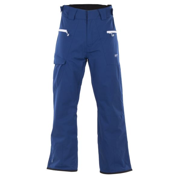7039c873813a Pánske zimné lyžiarske nohavice 2117 GRYTNÄS modrá XL