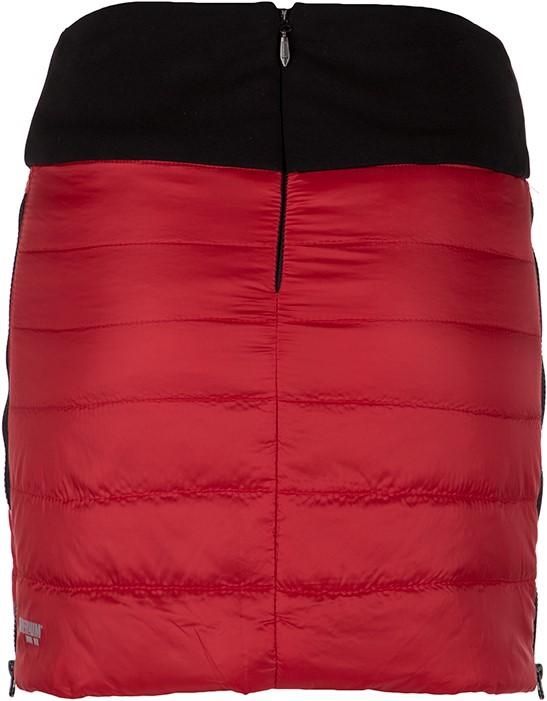 08659a456c97 Dámska zimná zateplená sukňa Kilpi MATIRA-W červená (kolekcia 2019 ...