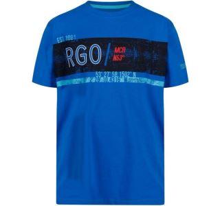 Detské tričko Regatta BOSLEY II modrá