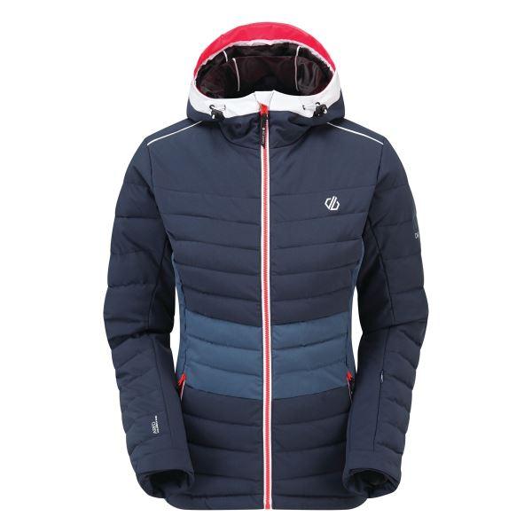 Dámska zimná bunda Dare2b Succeed tmavo modrá