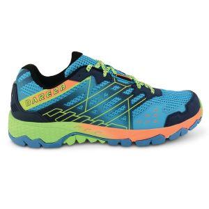 Pánske topánky Dare2b RAZOR modrá / zelená