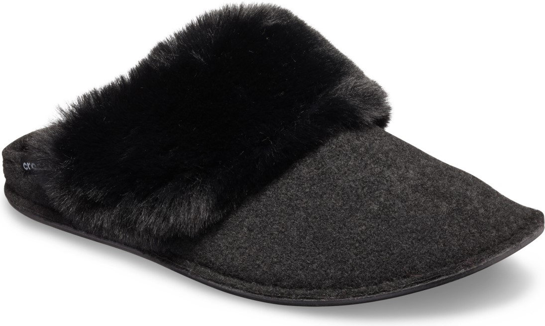 1f79986ce6 Unisex papuče Crocs CLASSIC LUXE Slipper čierna 41-42