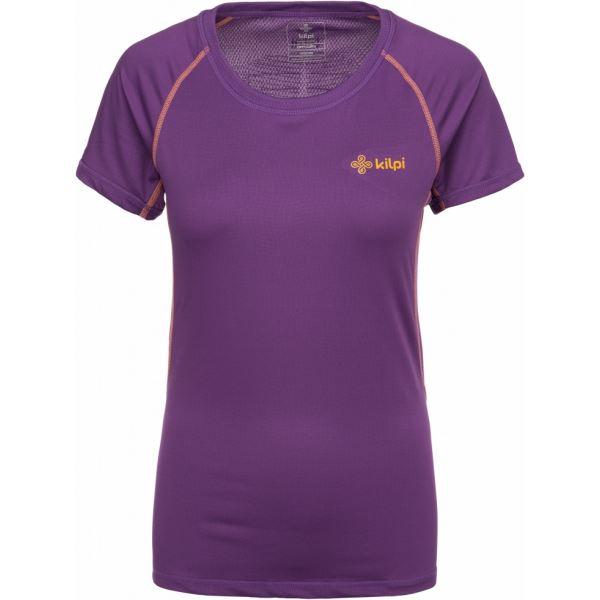 Dámske tričko Kilpi RAINBOW-W fialová