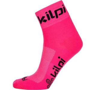 Unisex ponožky Kilpi REFTON-U ružová