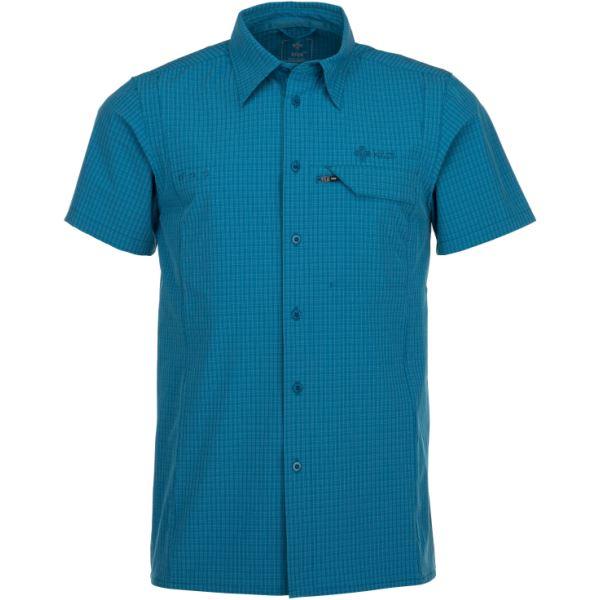 Pánska košeľa Kilpi BOMBAY-M modrá
