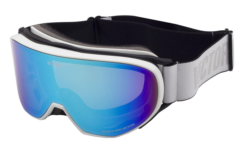 fbbca1050 Lyžiarske okuliare Victory SPV 631A biela. Tabuľka veľkostí