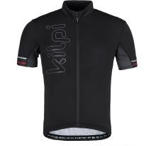 Pánsky cyklistický dres Kilpi ELYON-M čierna